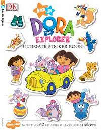 """Dora the Explorer"" Ultimate Sticker Book image"