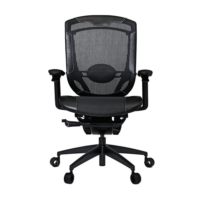Vertagear Gaming Series Triigger Line 350 Gaming Chair - Black for
