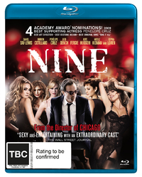 Nine on Blu-ray