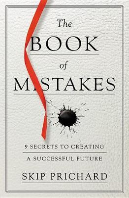The Book of Mistakes by Skip Prichard image