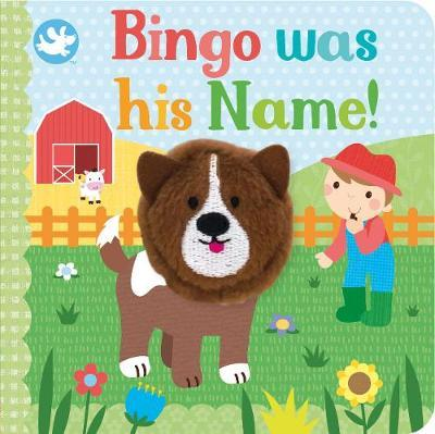 Little Me Bingo Was His Name! Finger Puppet Book
