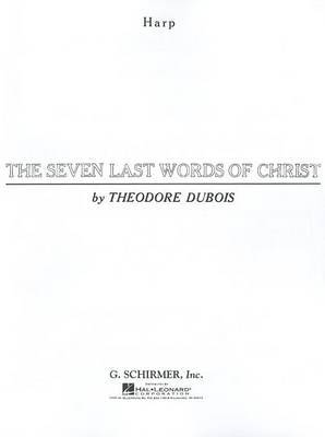Seven Last Words of Christ by Theodore Dubois image