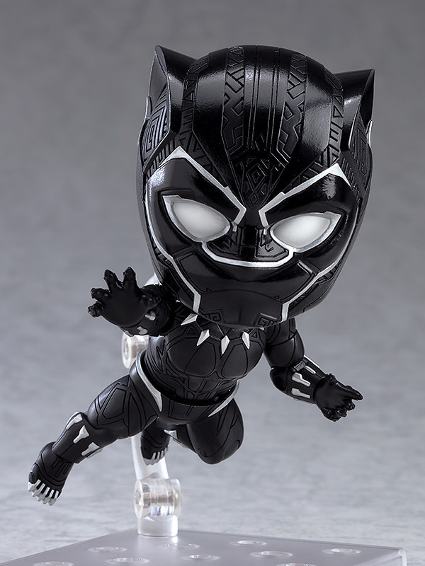 Nendoroid: Black Panther (Infinity Edition) - Articulated Figure