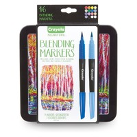 Crayola: Signature - Blending Markers Set (16pc)