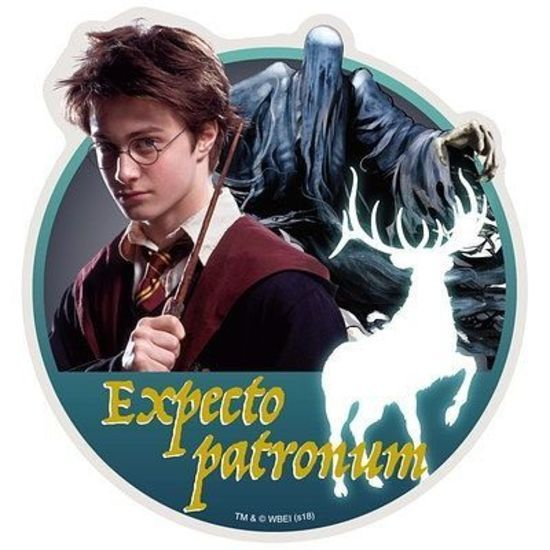 Harry Potter: Travel Sticker 2 Expecto Patronum
