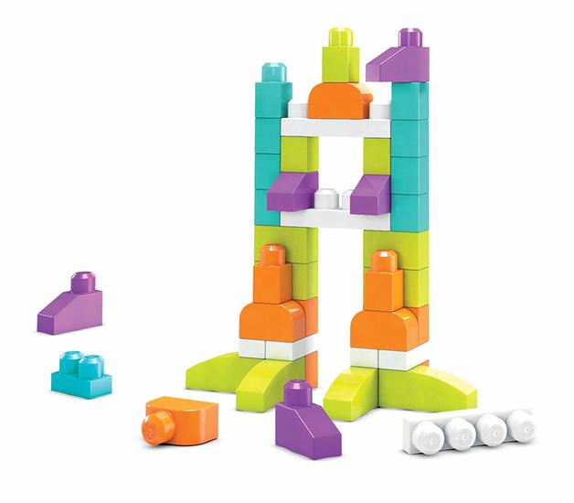 Mega Bloks: Building Basics - Big Building Blocks