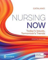 Nursing Now by F a Davis