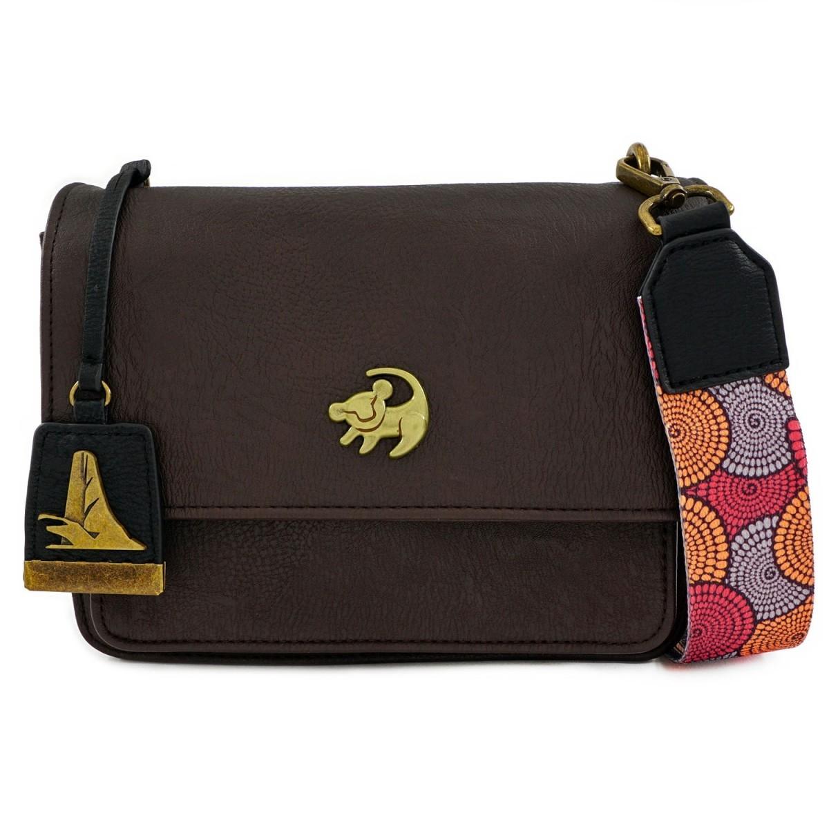 Loungefly: Lion King - Simba Painting Crossbody Bag image
