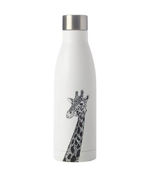 Maxwell & Williams: Marini Ferlazzo Double Wall Insulated Bottle - African Giraffe