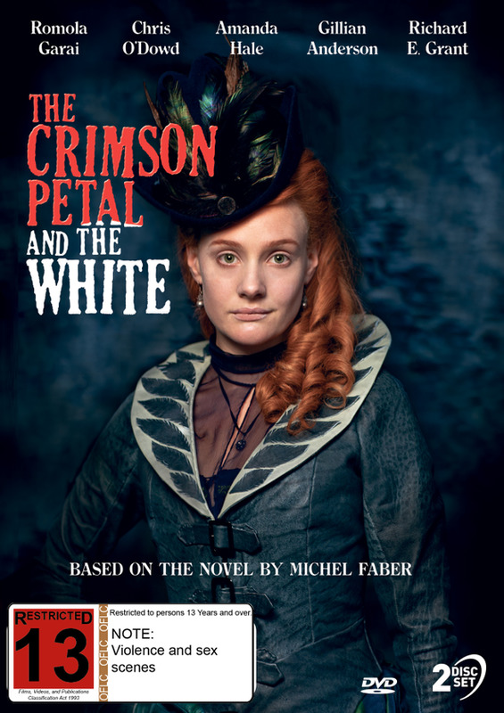 The Crimson Petal And The White on DVD