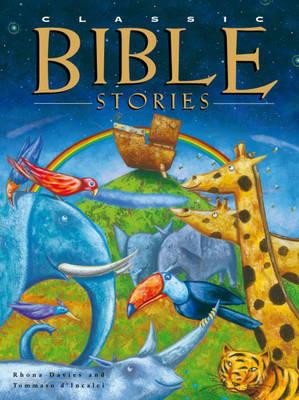 Classic Bible Stories by Rhona Davies image