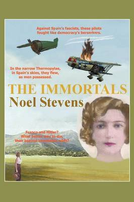 The Immortals by Ashley Sackville image
