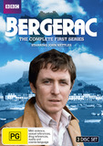 Bergerac - The Complete First Series DVD