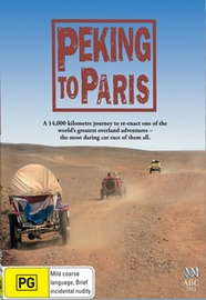 Peking To Paris on DVD image