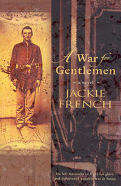 A War For Gentlemen by Jackie French image