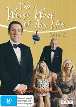 Worst Week Of My Life, The - The Complete 2nd Series on DVD