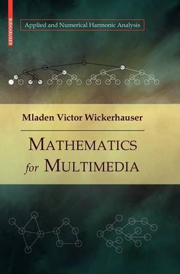 Mathematics for Multimedia by Mladen Victor Wickerhauser image