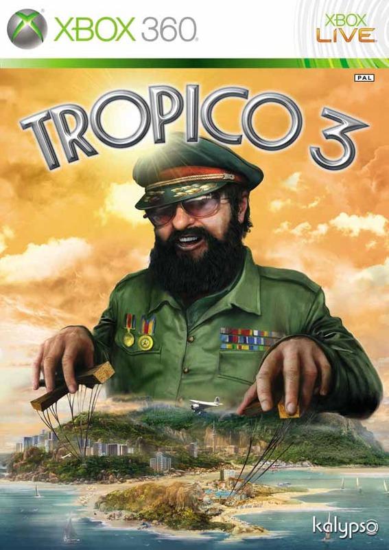 Tropico 3 for Xbox 360