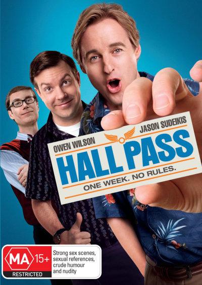Hall Pass on DVD