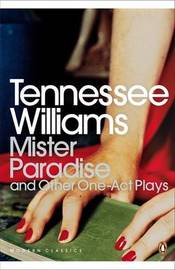 Mister Paradise by Tennessee Williams image