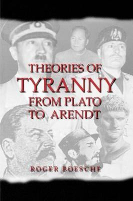 Theories of Tyranny by Roger Boesche image