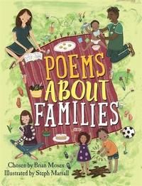Poems About Families by Brian Moses