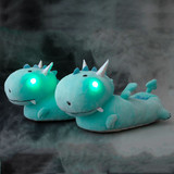 Dragon Light up Slippers