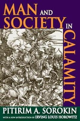 Man and Society in Calamity by Pitirim A. Sorokin image