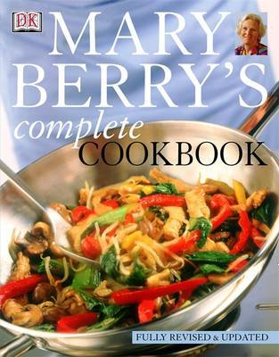 Mary Berry's Complete Cookbook by Mary Berry image