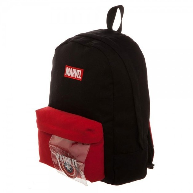Marvel Deadpool Patch Backpack