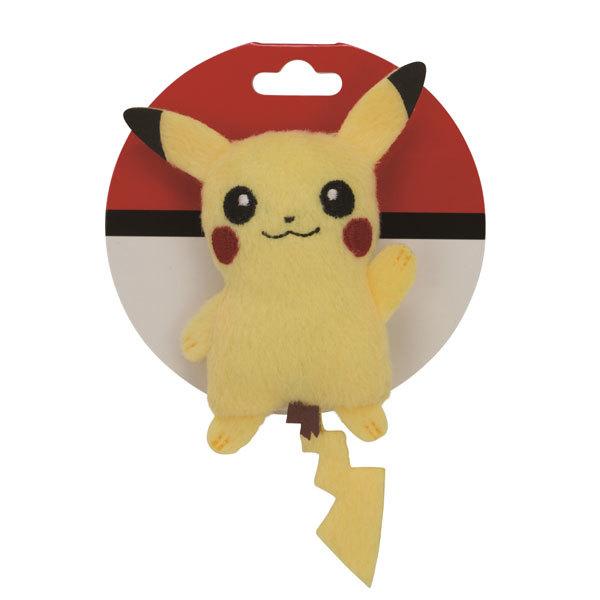 Pokemon: Pikachu - Plush Toy Badge