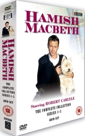 Hamish Macbeth The Complete Collection on DVD