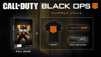 Call of Duty: Black Ops IIII Supply Pack Edition for Xbox One image