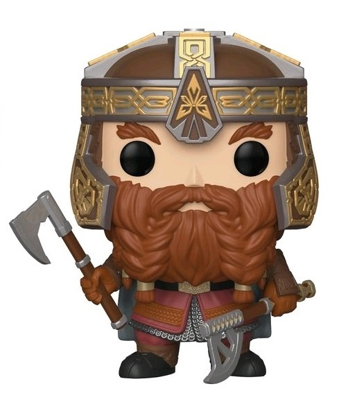 Lord of the Rings - Gimli Pop! Vinyl Figure