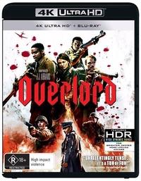 Overlord on UHD Blu-ray