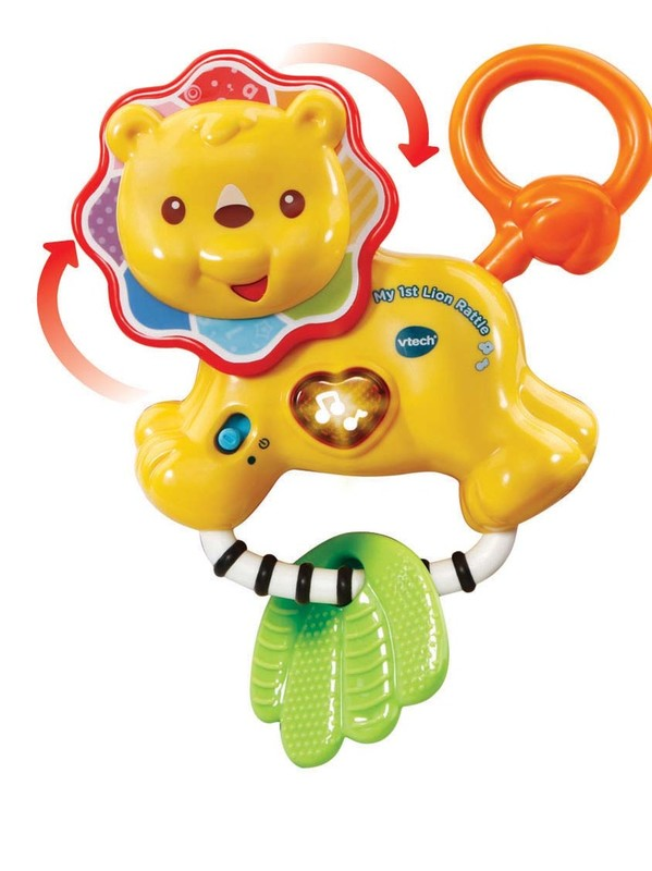 Vtech - My 1st Lion Rattle