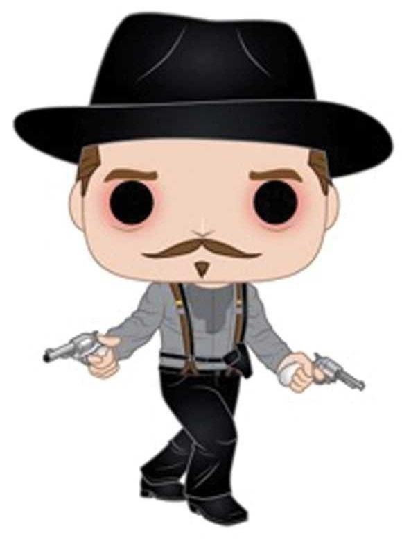 Tombstone - Doc Holliday (Standoff) Pop! Vinyl Figure