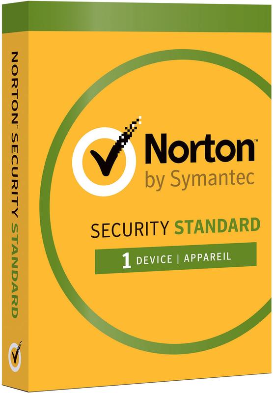 Norton Security Standard Single Device 1 Year License