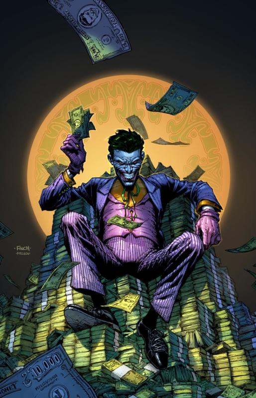 Joker: 80th Anniversary - Super Spectacular #1 (1950's Variant Edition)
