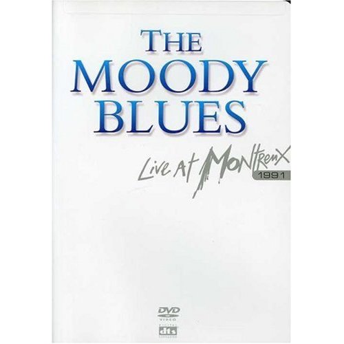 Moody Blues, The - Live At Montreux 1991 on DVD image