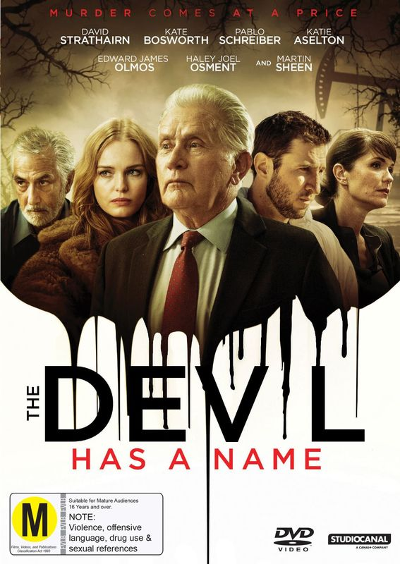 The Devil Has A Name on DVD