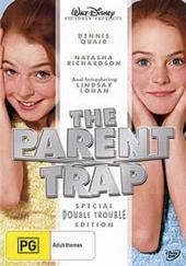 Parent Trap, The (remake) Special Double Trouble Edition on DVD