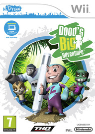 uDraw Dood's Big Adventure for Nintendo Wii