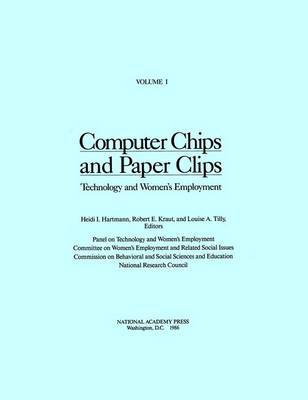 Computer Chips and Paper Clips by Panel on Technology and Women's Employment image
