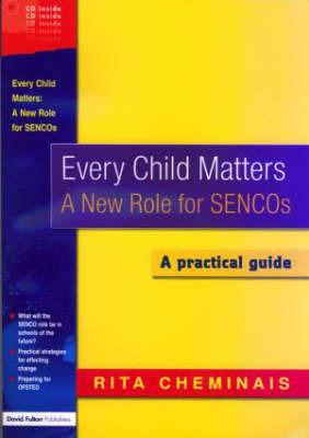 Every Child Matters by Rita Cheminais