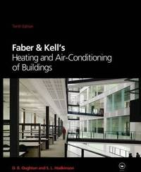 Faber & Kell's Heating & Air-conditioning of Buildings by Doug Oughton image