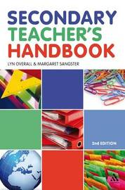 Secondary Teacher's Handbook by Lyn Overall image