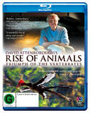 David Attenborough: Rise of the Animals on Blu-ray