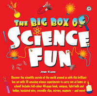 The Big Box of Science Fun by John Clark image