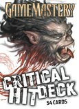 Gamemastery Critical Hit Deck New Printing by Jason Bulmahn